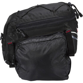 Norco Canmore Luggage Carrier Bag black